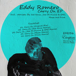 ROMERO, Eddy - Carry On EP (Front Cover)