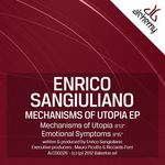 SANGIULIANO, Enrico - Mechanisms Of Utopia EP (Front Cover)