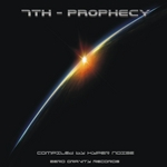 HYPER NOISE/VARIOUS - 7th Prophecy (complied By Hyper Noise 2012) (Front Cover)