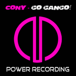 CONY - Go Gango! (Front Cover)