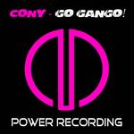 CONY - Go Gango! (Back Cover)