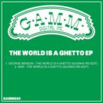 SUONHO/GEORGE BENSON/WAR - The World Is Ghetto EP (Front Cover)