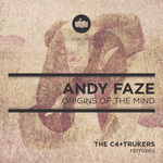 FAZE, Andy - Origins Of The Mind (Front Cover)