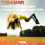 MINDSTORM - Take Me Higher (Front Cover)