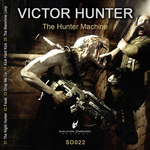 HUNTER, Victor - The Hunter Machine (Front Cover)