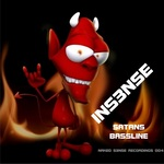 INS3NSE - Satans Bassline (Front Cover)