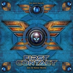 ZEX/NOISE BOMB vs HIGH SENSE/KNOCK OUT - First Contact (Front Cover)