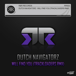 DUTCH NAVIGATORZ - Will Find You (Front Cover)