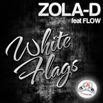 ZOLA D - White Flags (Front Cover)