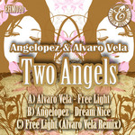 ANGELOPEZ/ALVARO VELA - Two Angels EP (Front Cover)