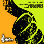 DJ GROUSE - Indecision (When The Night Is Over) (Front Cover)