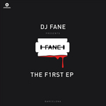 FANE - The First EP (Front Cover)