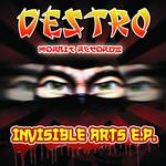DESTRO - Invisible Arts (Front Cover)