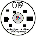 ARCE, Manuel - I'm In Love (Front Cover)