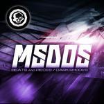 MSDOS - Beats & Pieces/Dark Rhodes (Front Cover)