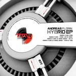 FLORIN, Andreas/JANI HO/ANDREZ BERGEN - Hybrid EP (Back Cover)