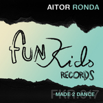 AITOR RONDA - Made 2 Dance (Front Cover)