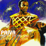 PAIVA & THE SINGING SAW - Orfeu Negra (Front Cover)