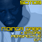 N'DINGA GABA - B'More Perspective EP (Front Cover)