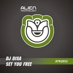 DJ DISA - Set You Free (Front Cover)