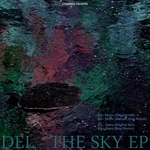 DEL - The Sky EP (Front Cover)
