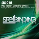 TRAINER, Paul - Quasar (remixes) (Front Cover)
