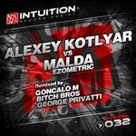 KOTLYAR, Alexey vs MALDA - Ezometric EP (Front Cover)