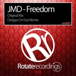 JMD - Freedom (Front Cover)