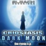 CRIOSTASIS - Dark Moon remix EP (Front Cover)