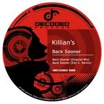KILLIAN'S - Back Sooner (Front Cover)