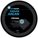 AKCAN, Hakan - Stations (Front Cover)