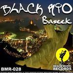 BASEEK - BLACK RIO EP (Front Cover)