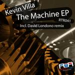 VILLA, Kevin - The Machine EP (Front Cover)