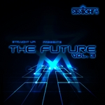 VARIOUS - Straight Up! Presents: The Future Vol 3 (Front Cover)