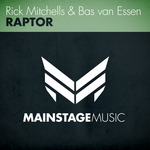 MITCHELLS, Rick/BAS VAN ESSEN - Raptor (Front Cover)