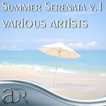 VARIOUS - Summer Serenata V1 (Front Cover)