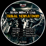 MILLER, Richie - Tribal Sensations (Front Cover)