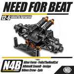 VARIOUS - Need For Beat 12-6 (Front Cover)