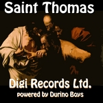 DIGI - Saint Thomas (Electro Miracle, Powered By Durino Boys) (Front Cover)