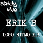 ERIK B/THE INVISIBLE FLY - Logo Ritmo EP (Front Cover)