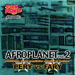 PERY vs FARY - Afroplanet Vol 2 (Front Cover)