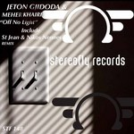 JETON GJIDODA & MEHER KHAIRI - Off No Light (Front Cover)