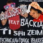 USUALSUSPECTBRO feat BACKIA - Ti Shi Zeim (Front Cover)