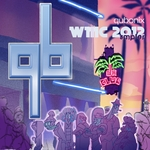 QUBONIX ALL STARS/MAKE ENDZ MEAT - Qubonix Miami WMC Sampler 2012 (Front Cover)