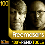 100% Remix Tools (Sample Pack WAV/APPLE/LIVE/REASON)