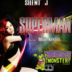 SILENT J - Superman (Front Cover)