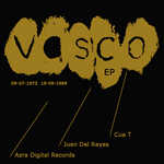 DJ CUE T - Vasco - EP (Front Cover)