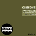 ONEIIONE - Party Fever (Front Cover)
