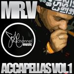 MR V - Mr V Accapellas Volume 1 (Front Cover)
