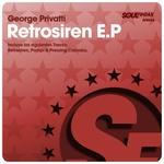 PRIVATTI, George - Retrosiren EP (Front Cover)
